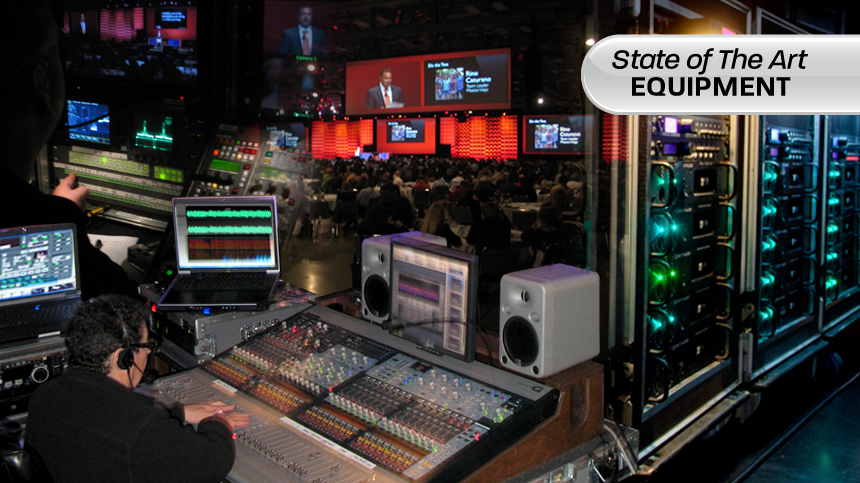 VEP Events - State of the Art Equipment